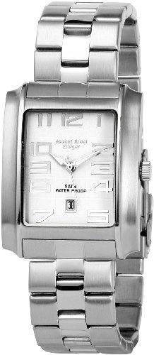 Acento de Hombre Relojes con Banda de Acero Inoxidable 285422000011
