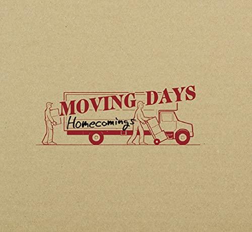 Moving Days(初回限定盤)(特典なし)