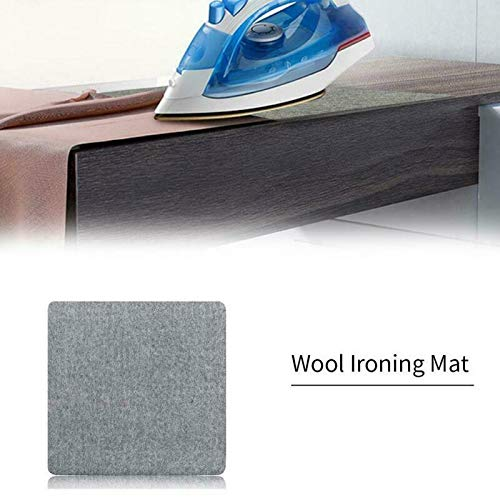 Best Quality Wool Pressing Mat Ironing Pad Temperature Board Felt 3 Sizes Option, Ironing Board Quilted - Weaver Tools, Ironing Press, Craft Iron, Great Mats, Woolie Wonder, Account In Crafts