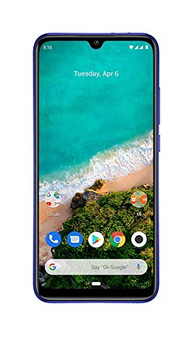 Xiaomi Mi A3 4 + 128 Azul