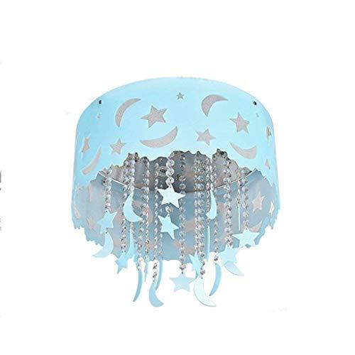 XYZMDJ Luz de Techo - Estilo Moderno Accesorio de Montaje Empotrado con lámpara de Cristal de Pasillo Bar Cocina Comedor