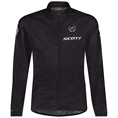 SCOTT 275360 - Bicicleta Unisex para niño, Blck/Dk Grey, 164