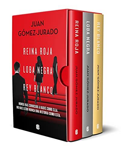 Trilogía Reina Roja (edición pack con: Reina Roja   Loba Negra   Rey Blanco) (La Trama)