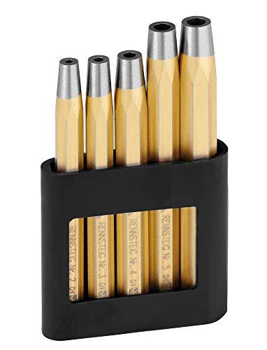 Rennsteig 4451000 5-Set di rivetti 2/3/4/5/6 mm