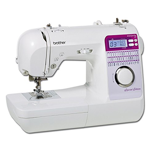 Brother Innov-Is 27 – La mejor máquina de coser programable
