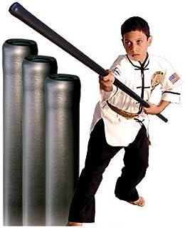 "Polypropylene Full Contact Martial Arts Bo Staff 5ft 60/"" Sticks Training Bong"