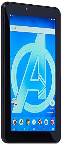 Tablet Disney Vingadores Plus Wifi 8GB Android 7 Dual Câmera Azul Multilaser - NB280