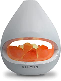 KIYOSHI Brings You The Best of Both Worlds, Integrating Ultrasonic Technology Essential Oil Diffuser Aromatherapy With Nat...