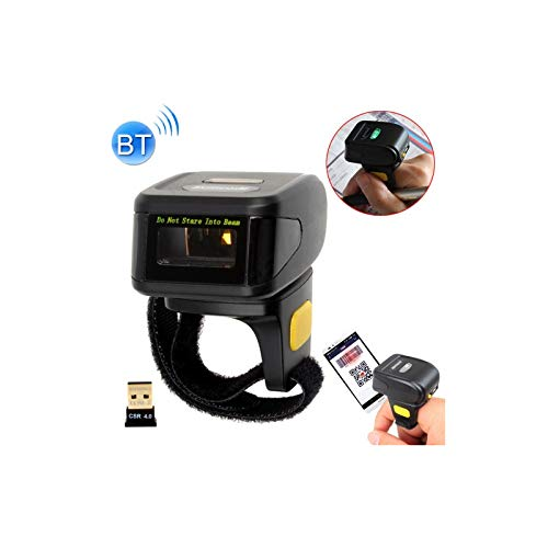 MJ-R30 Portable 1D Wearable Ring Mini Bluetooth Barcode Scanner