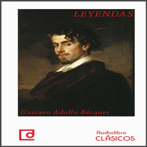 Leyendas de Bécquer [Legends of Bécquer] cover art