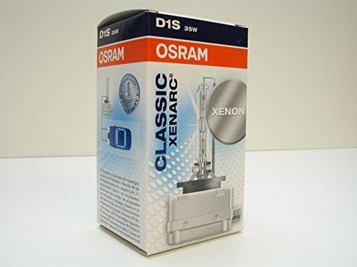 2 Ampoules oSRAM xENARC lampe à décharge pour automobile d1S xenon brûleur 66140CLC electronic cLASSIC
