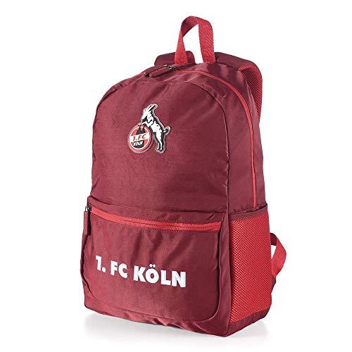 1. FC Köln Schul & Freizeitrucksack Bordeaux