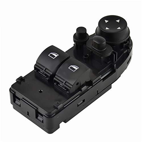 / FIT para BMW 3 Series E92 LCI Power Power Switch Botón 61319132164 Accesorios de Coche (Color : Black)