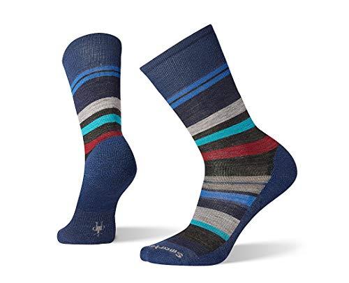 Smartwool Herren Socks Men's Saturnsphere, Blue, L, BSW942B25. L