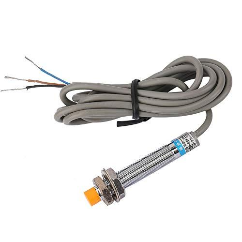 Stoßfeste stabile Leistung DC-Typ 3-Draht-NPN-Induktionssensor, berührungsloser Erkennungs-Näherungssensor für metallurgische Werkzeugmaschinen