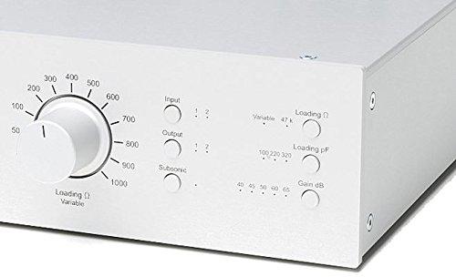 Pro-Ject Tube Box DS2 Premium mm/MC – Preamplificador Phono con ...