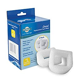 Drinkwell Replacement Foam Filter for Stainless 360, Lotus