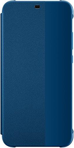 Huawei P20 Lite Custodia Flip, Smart, Blu