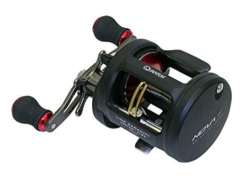 NOVA 350 Muskie/Salmon CV Reel, Multi (NO350R-BX3)