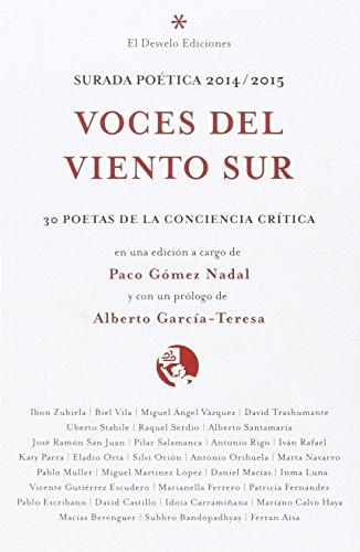 Voces del Viento Sur: Surada Poética 2014-2015: 7 (Última Thule)