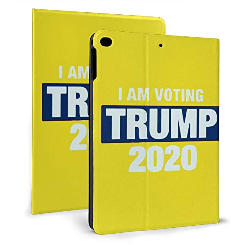 Voting for Donald Trump IPad Case Fit IPad Mini 4/5,Ipad 2017/2018 & Ipad Air 1/2 Stand Cover Case for Apple IPad 9.7 Inch Slim Stand Hard Back Shell Protective Smart Cover Case -  NOT, Lndbsa-111269581-Lods-Black-264