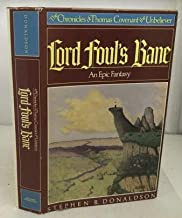 Lord Foul's Bane: Volume 1 of the Chronicles of Thomas Covenant the Unbeliever