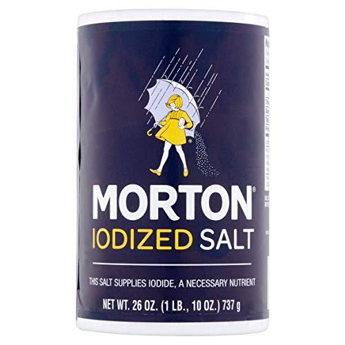 Iodized Table Salt - Sól
