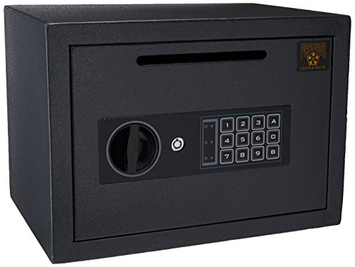 7804 Paragon Lock & Safe CashKing Digital Depository Drop Safe .54 CF Cash Heavy Duty