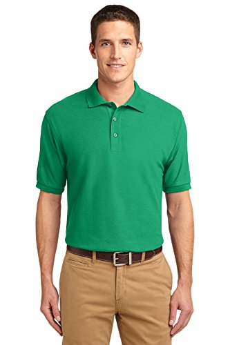 Port Authority® Silk Touch™ Polo. K500 Court Green 3XL