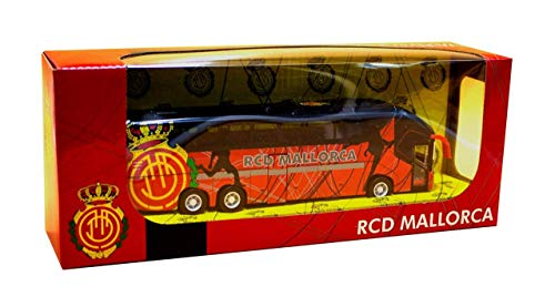 Eleven Force Busse RCD Mallorca, rot/schwarz (12982)