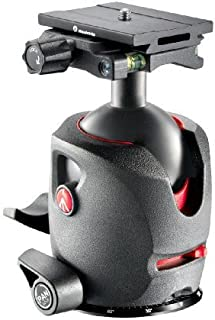 Manfrotto MH057M0-Q6 057 Magnesium Ball Head with Top Lock Quick Release (Black) by Manfrotto [並行輸入品]