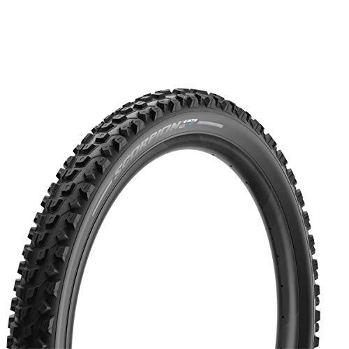 Pirelli Scorpion E-MTB S, Copertone Unisex Adulto, Nero, 29x2,6