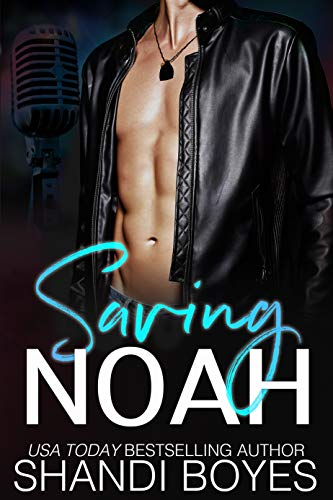 Saving Noah (Perception Book 1)