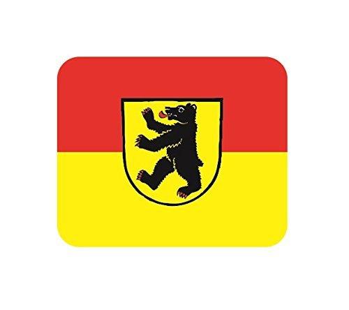 UB Mauspad Textil Bernau im Schwarzwald Flagge/Fahne Neuware!!!