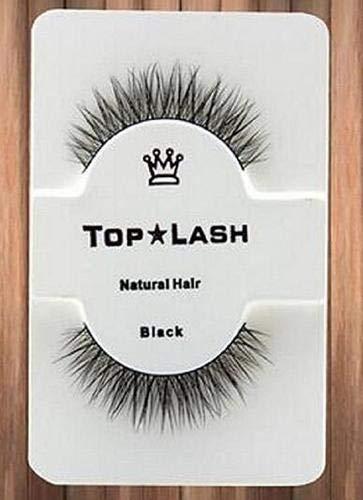 Faux Mink Eyelashes, Handmade Long and Soft Dramatic Fake Lashes, Wispy Fluffy Multilayer Eyelashes Reusable for Women Natural Makeup