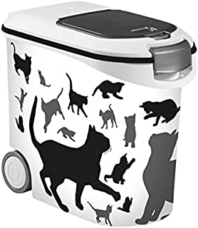 Curver Food-Container Silhouette Cat 35liters/ 9gal