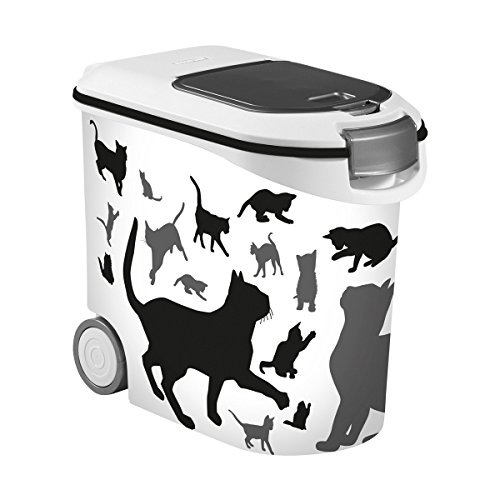 Check Out This Curver Food-Container Silhouette Cat 35liters/ 9gal