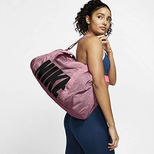Nike Gym Club Sporttasche, Unisex Erwachsene, Desert Berry/Desert Berry/Black, Einheitsgröße