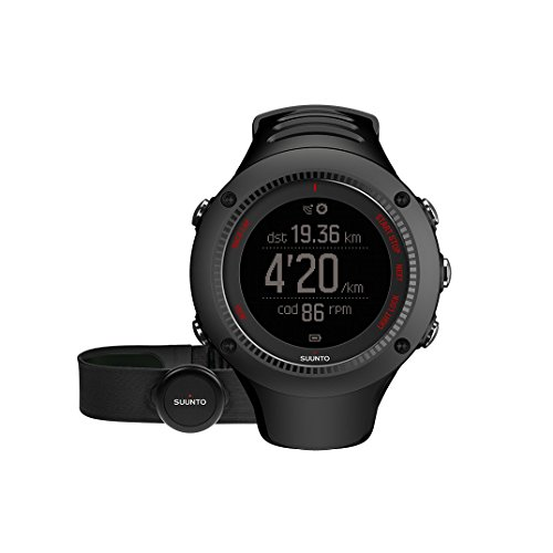 Suunto - Ambit3 Run HR - SS021257000 - Reloj GPS Multideporte