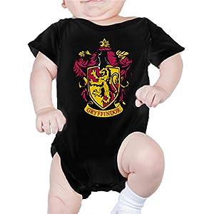 Body de NIÑO Harry Potter Hogwarts Slytherin Gryffindor 017 4