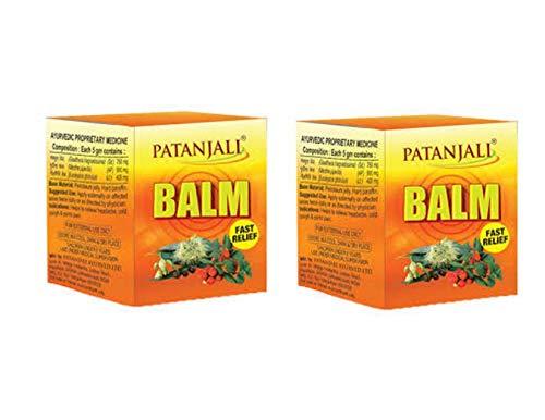 Patanjali Balm 25g - Pack of 2