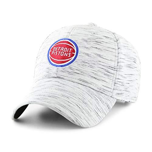 OTS NBA Detroit Pistons Men's Space Shot All-Star Adjustable Hat, Team Color, One Size