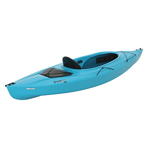 Lifetime Payette 98 Sit-in Kayak (Paddle Included)