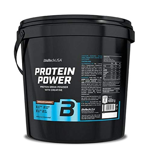 Biotech USA Protein Power - 4 kg Chocolate