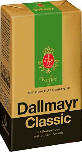 Dallmayr Ground Coffee, Classic, 8.8 Ounce (250 g)