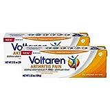 Voltaren Diclofenac Sodium Topical Arthritis Pain Relief Gel - 3.5 oz Tube-Pack of 2