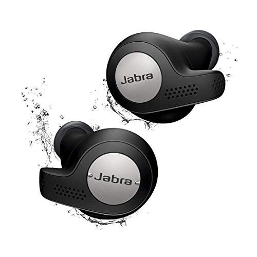 Jabra Elite Active 65T Titanium noir