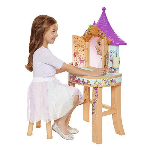 Disney Princess Bulk Vanity Rapunzel tocador a Granel, Multicolor (Jakks Pacific 4608)