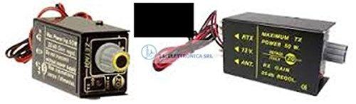 ZETAGI P-27 M Mini Preamplificatore d'antenna 25 dB per CB band