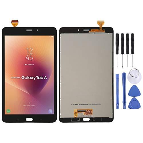 Mobiele telefoon accessoires VA LCD-scherm en Digitizer Volledige Vergadering for Samsung Galaxy TAB A T385 (zwart) (Color : White)